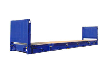 40' Flat Rack Collapsible